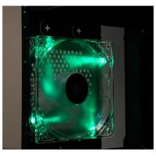 Talius - Ventilador caja 12CM - FAN-01 - LED Verde (Espera 3 dias)