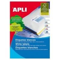 ETIQUETAS APLI A4 70X16.9MM