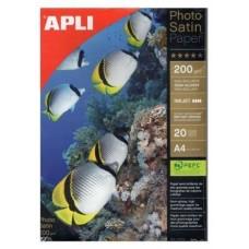 PAPEL APLI FOTO A4 200GR