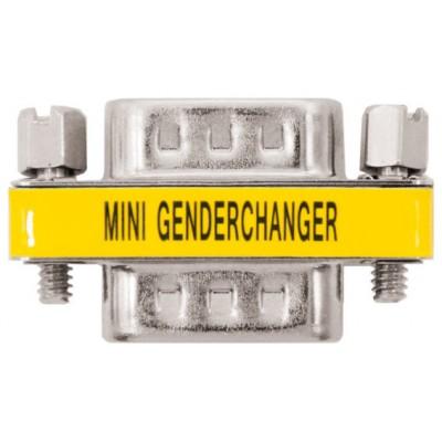 ADAPTADOR VGA HDB15/M-HDB15/M NANOCABLE 10.16.0002