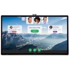 "CTOUCH Leddura 2Meet 65"" 3840 x 2160Pixeles Multi-touch Multi-usuario Negro monitor pantalla táctil"