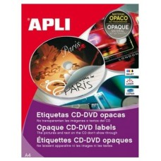 ETIQUETAS APLI CD 114 X 41 MM