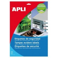 ETIQUETAS APLI SEG 45.7X21.2MM