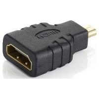 ADAPTADOR HDMI EQUIP MICRO HDMI MACHO - HDMI HEMBRA