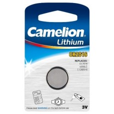 Boton Litio CR2016 3V (1 pcs) Camelion