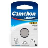 Boton Litio CR2032 3V (1 pcs) Camelion