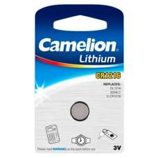 Boton Litio CR1216 3V (1 pcs) Camelion