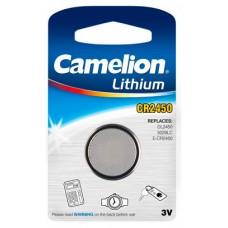 Boton Litio CR2450 3V (1 pcs) Camelion