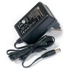 Mikrotik 18POW Interior Negro adaptador e inversor de corriente