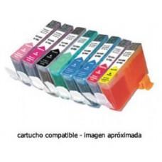 CARTUCHO COMPAT. CON CANON CLI-521 YELLOW MP540