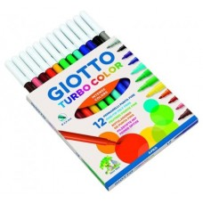 ROTULADORES GIOTTO 12 UDS