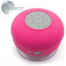 Reproductor Bluetooth Aquatic Rosa