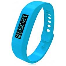 Reloj Pulsera Inteligente Trainer Azul
