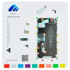 Alfombrilla Magnética Despiece Iphone 4/4S