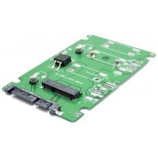 "Adaptador Convertidor M2 SSD a SATA 2.5"""