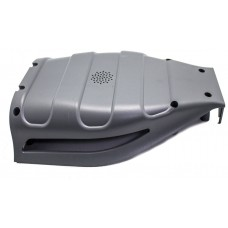 "Carcasa Inferior Hoverboard Hummer 8.5"" Negro (Modelo 2)"