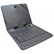 """Funda Tablet Teclado 8"""" Negra"""