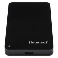 HD EXT USB3.0 2.5  1TB INTENSO MEMORY CASE NEGRO