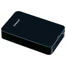 Intenso Memory Center 2048GB Negro disco duro externo