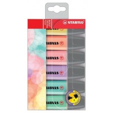 STA-BOSS PASTEL 6 COLORES