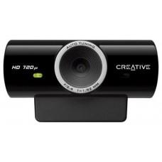 Creative Labs Live! Cam Sync HD 3MP 1280 x 720Pixeles USB 2.0 Negro cámara web
