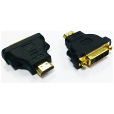 ADAPTADOR DVI-HDMI BIWOND 24+1/H-HDMI/M