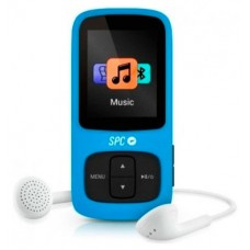 SPC Reproductor MP4+Radio 8578A 8GB Bluetooth +LPI