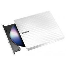 REGRABADORA DVD EXT. ASUS SLIM SDRW08D2S-W BLANCA USB2.0