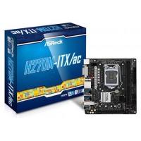 Asrock H270M-ITX/ac Intel H270 LGA 1151 (Zócalo H4) Mini ITX