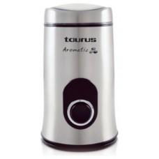 MOLINILLO DE CAFE TAURUS AROMATIC ACERO INOXIDABLE