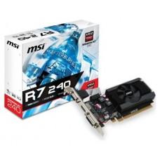 TARJETA GRÁFICA MSI R7 240 1GB DDR3