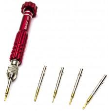 Destornillador precisión 5 puntas BAKU-7275
