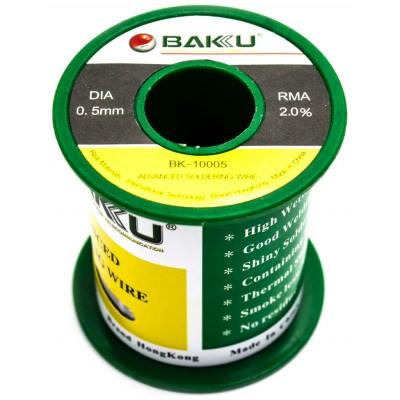 Estaño 0.5mm BAKU-10005 100G