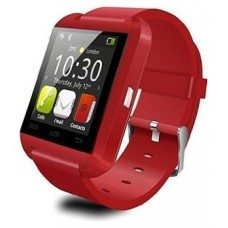 SmartWatch U8 Bluetooth Rojo