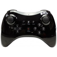 Mando Inalámbrico Wii U Negro