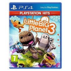 JUEGO SONY PS4 HITS LITTLE BIG PLANET 3