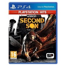 JUEGO SONY PS4 HITS INFAMOUS SECOND SON