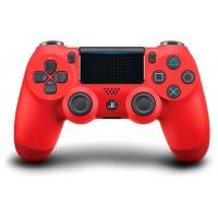 GAMEPAD ORIGINAL SONY PS4 DUALSHOCK ROJO V.2
