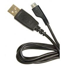 SAMSUNG CABLE USB A MICRO USB NEGRO (Espera 3 dias)