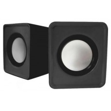 ALTAVOCES APPROX 2.0 MULTIMEDIA SPX1 5W COLOR NEGRO