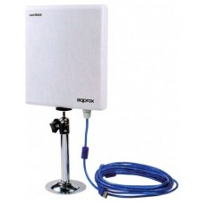 WIFI USB 150MB APPROX  FORATO ANTENA EXTERIOR 26dBi +