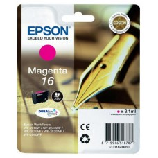 CARTUCHO EPSON Nº16 MAGENTA (C13T16234010)