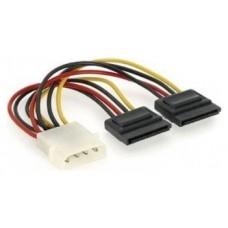 Gembird CC-SATA-PSY 0.15m cable de SATA