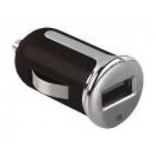 CELLY CARGADOR COCHE 1A USB NEGRO (Espera 3 dias)