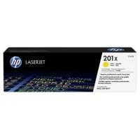 HP 201X TONER HP201X AMARILLO (CF402X) (Espera 4 dias)