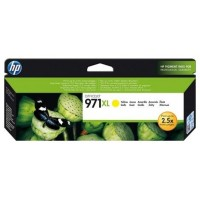 HP CARTUCHO AMARILLO 971XL Offijet Pro X451/476/551