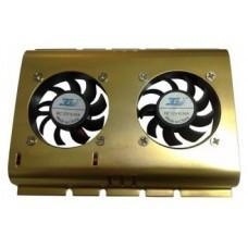 VENTILADOR DISCO DURO 3.5 3GO 50X50X15MM