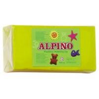 PLASTILINA ALPINO 150GRS AMARIL