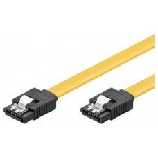 EWENT CABLE SATA L-Type con Clip  0,3m