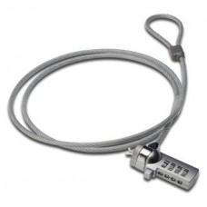 EWENT EW1241 Cable Seguridad con combinacion